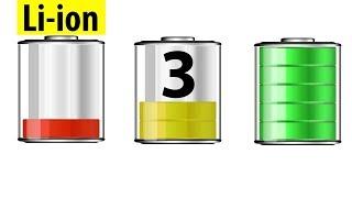 Правила эксплуатации литий ионных аккумуляторов. Часть 3.