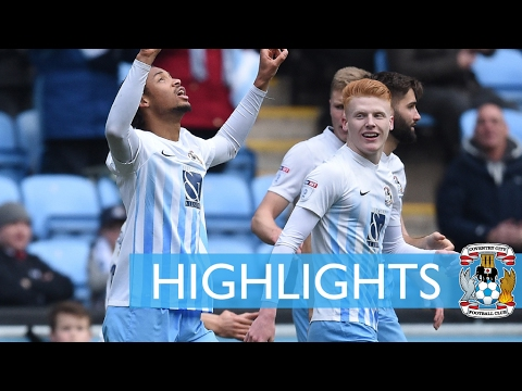 Highlights | Coventry 2-1 Gillingham
