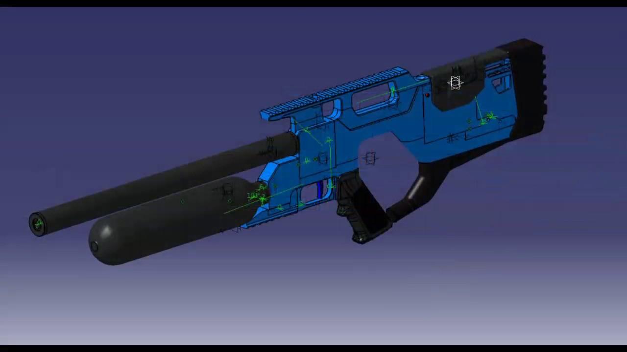 Картинки по запросу Rifle CLOUD and AIR MAX