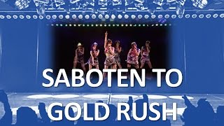 10. Saboten to Gold Rush [Team B 1st Stage The Party Begins] Membro...