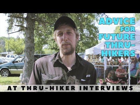 Advice for Future Thru-Hikers | Appalachian Trail Trail Days Interviews