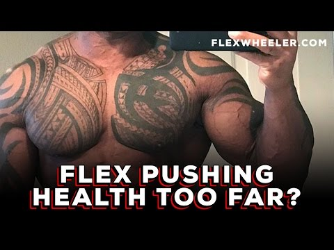 Is Flex Wheeler Pushing His Health Too Far For His Comeback?