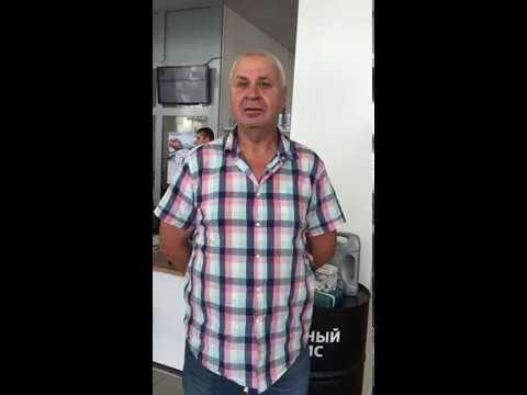 Рязанцев Александр Алесандрович, прошедший бесплатную комплексную диагностику Volkswagen Polo