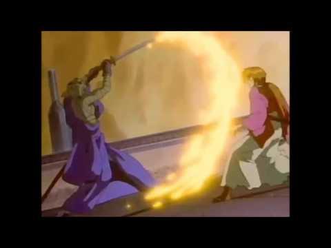 Samurai X - Los Mejores Combates De Kenshin AMV