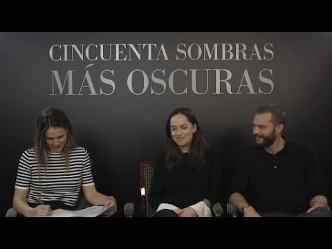 Jamie Dornan & Dakota Johnson - FB Live 8.02.17 (English & Spanish)