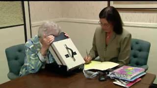 Senior Citizens Get Driving Rehab