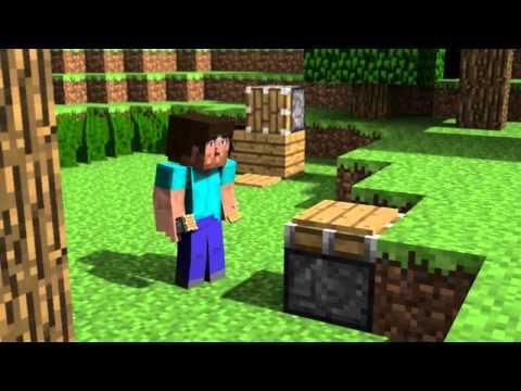 Эволюция Стива Minecraft!