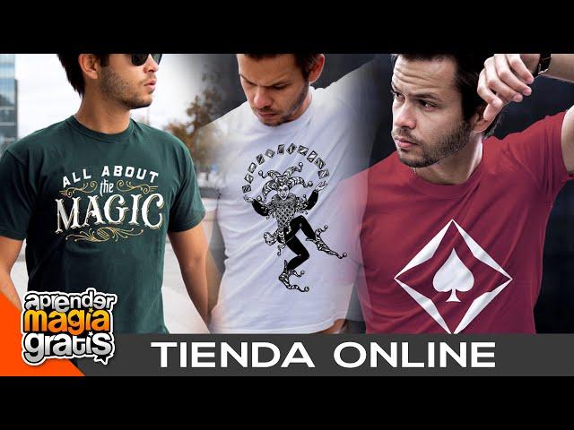 Tienda online APRENDER MAGIA GRATIS