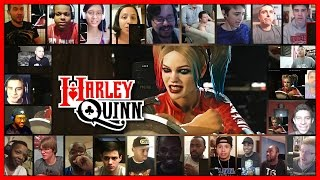Injustice 2 Harley and Deadshot Trailer Reactions Mashup