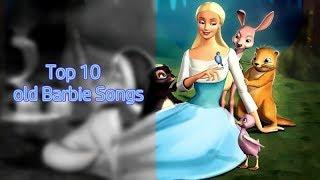 TOP 10 [ Old Barbie Songs ]