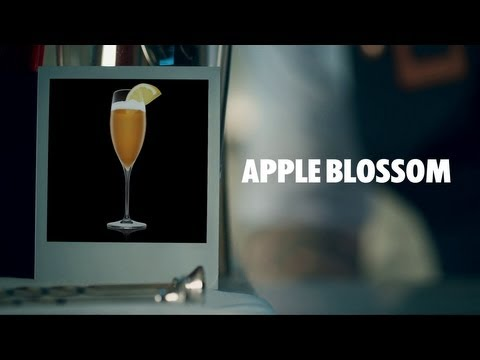 APPLE BLOSSOM DRINK RECIPE - HOW TO MIX
