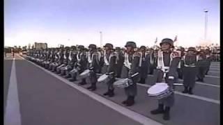 Gran Parada Militar 2010 Parte 9 Ejercito de Chile