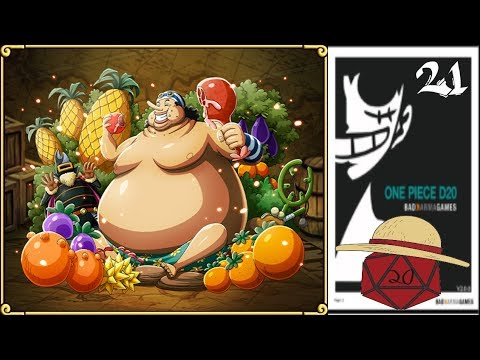 """One Piece D&D """"Flavortown Arc"""": """"I BOUGHT HIM 4 VERY LARGE WOMEN!"""" EP 21"""