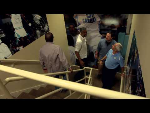 Hang Time Road Trip: Chapel Hill, NC with Roy Williams