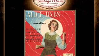Alice Babs - The Green Door (La Puerta Verde) (VintageMusic.es)