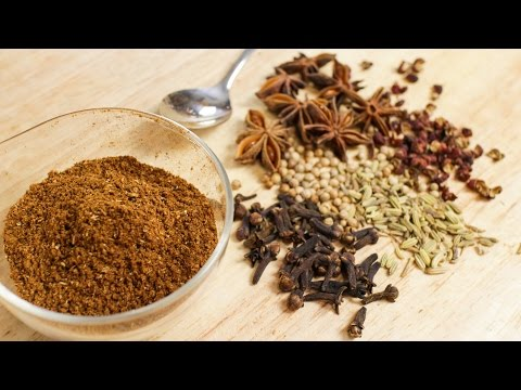 Five-Spice Powder Recipe ผงพะโล้ – Hot Thai Kitchen