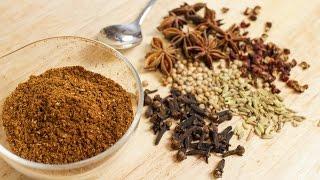 Five-spice Powder Recipe ผงพะโล้ - Hot Thai Kitchen
