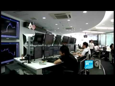 Economie : Dans le sillage des Bourses asiatiques, les places européennes dévissent