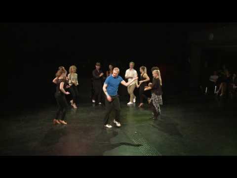 Salsa Rueda Conference  2016 Helsinki / Dance.fi Rueda Posse