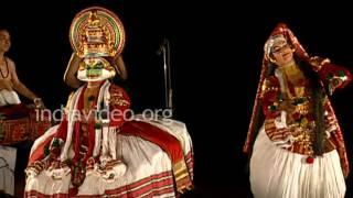 Kalyanasougandhikam in Kathakali Part 1, Invis Multimedia, DVD