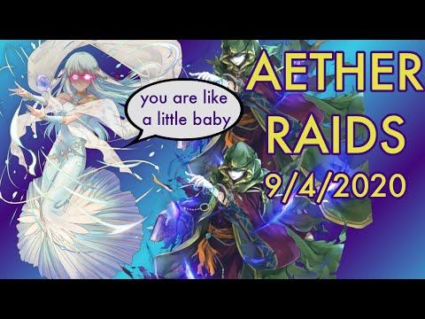 [FEH] THE UNSTOPPABLE NINIAN – Aether Raids September 4