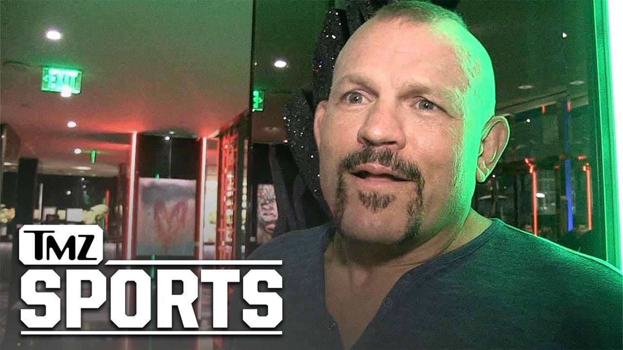 Chuck Liddell to BJ Penn, Stop Street Fighting! | TMZ Sports