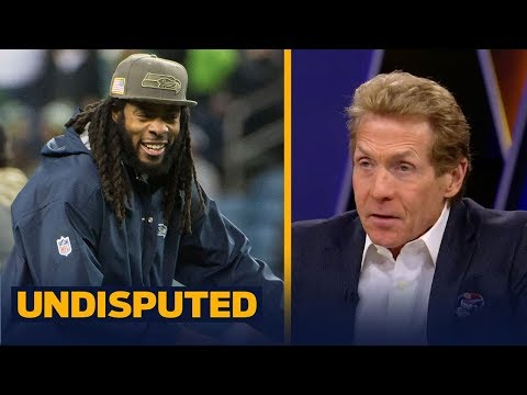 Skip and Shannon on Richard Sherman signing with the 49ers | UNDISPUTED