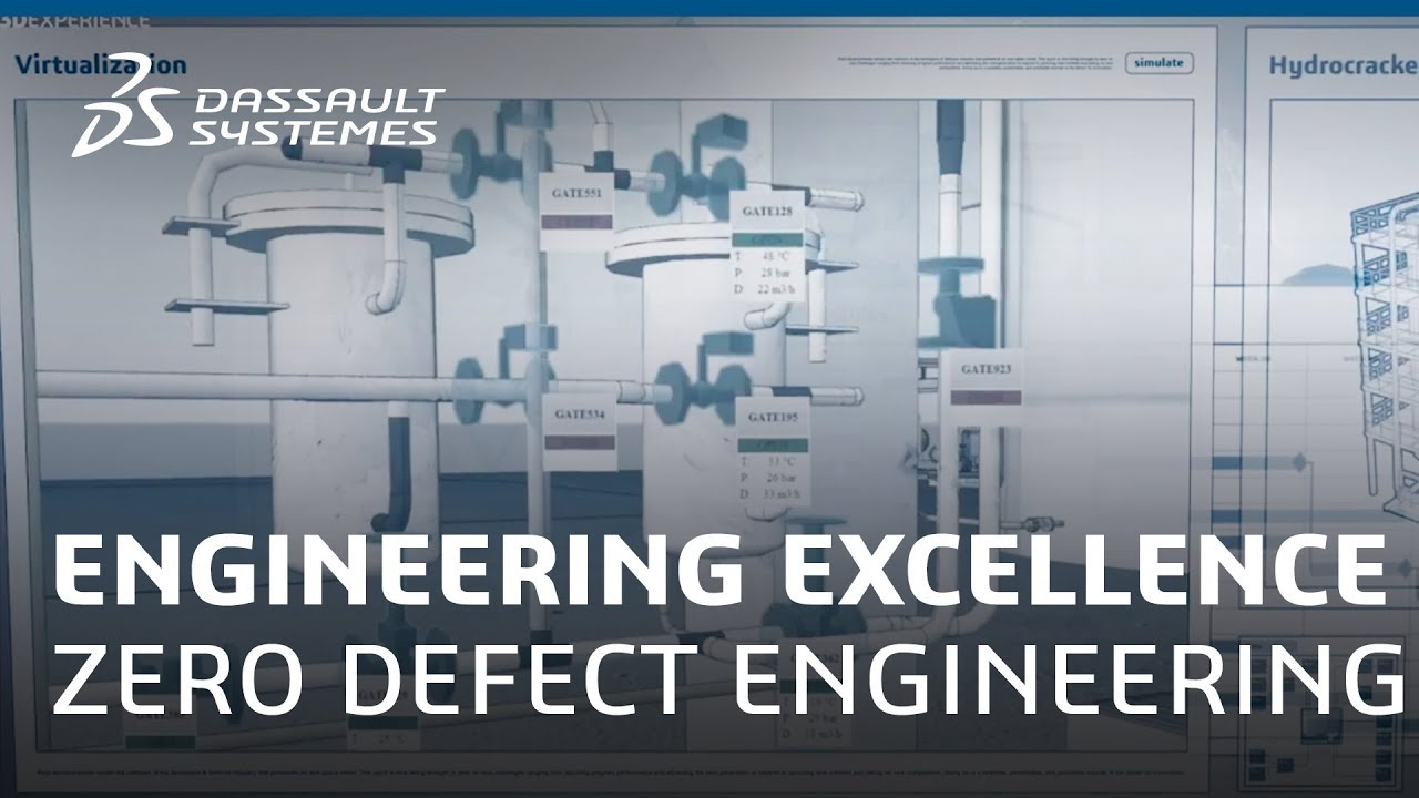 Engineering Excellence - Achieve zero defect engineering - Dassault Systèmes