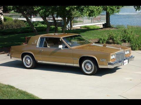 1982 Cadillac Eldorado LOW MILEAGE SURVIVOR @ www.NationalMuscleCars