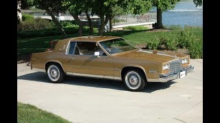1982 Cadillac Eldorado LOW MILEAGE SURVIVOR @ www.NationalMuscleCars.com National Muscle Cars