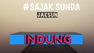 INDUNG -SAJAK SUNDA
