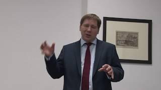 Антон Берсерк в ИМИСП. Как построить в компании систему обучения менеджеров по продажам