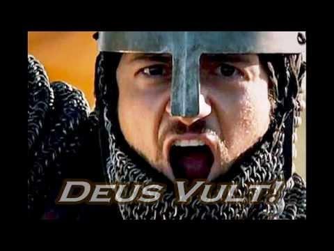 DEUS VULT!