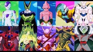 Top 100 Strongest Dragon Ball Villains