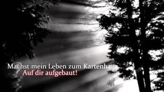 Silbermond - Kartenhaus Lyrics