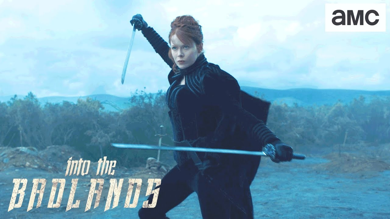 Download Into the Badlands Season 3: 'Join Us or Die' Official Trailer
