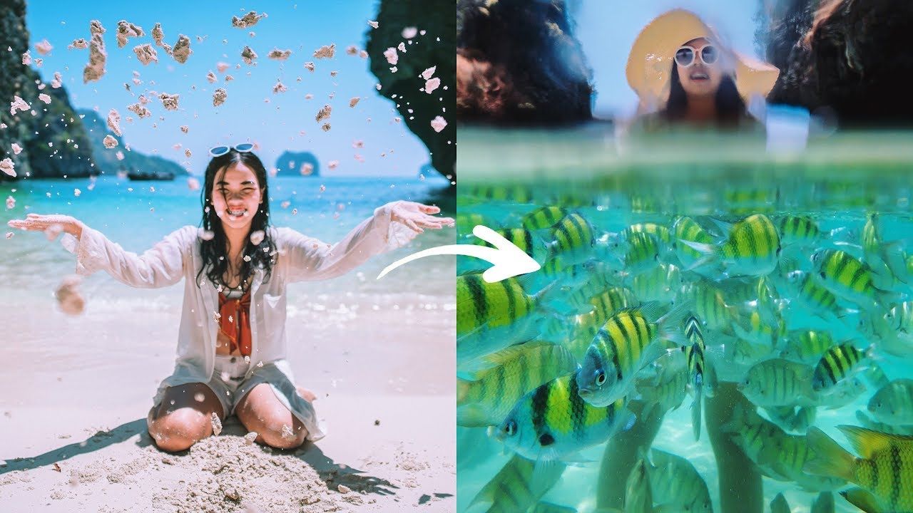 20 Fun And Creative Beach Photography Ideas Easy To Try Youtube