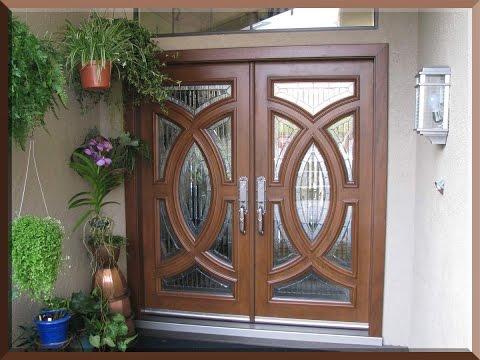 Attractive Wide Front Door Designs For Home