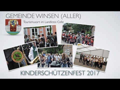 Kinderschützenfest in Winsen (Aller)