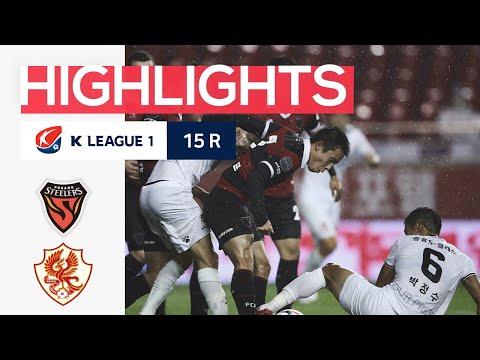 Pohang Gwangju FC Goals And Highlights