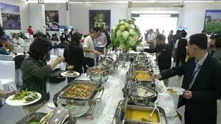 Thăm nhà ăn 5 sao của hàng nghìn phóng viên đưa tin thượng đỉnh Mỹ - Triều tại Hà Nội