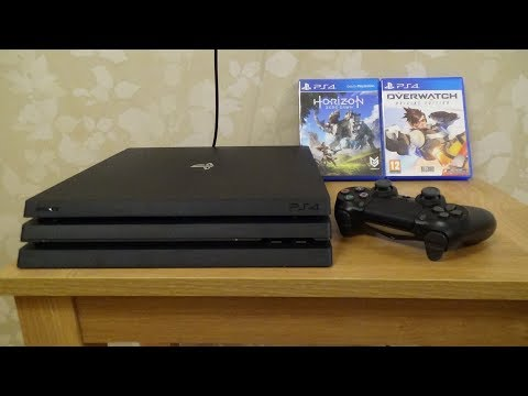 In Depth Guide to Setting Up the PlayStation 4 Pro