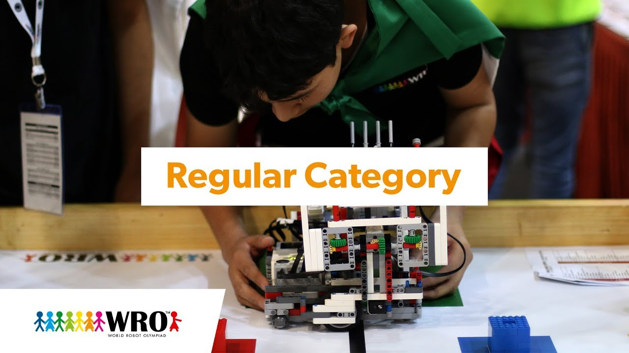 Regular Category: World Robot Olympiad Association
