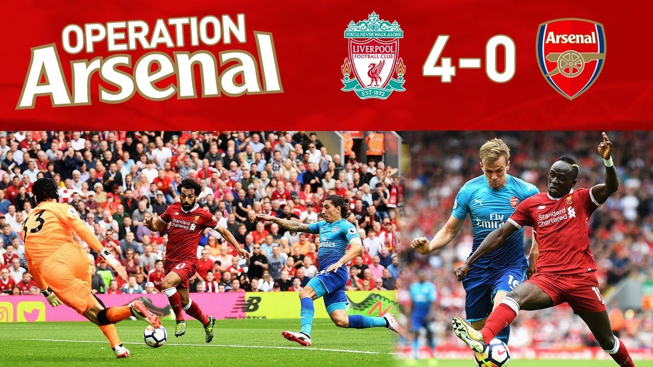 Football League Cup: Liverpool Vs Arsenal 5 - 5 (5-4 ...