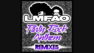 LMFAO  Party Rock anthem Techno Remix 2011