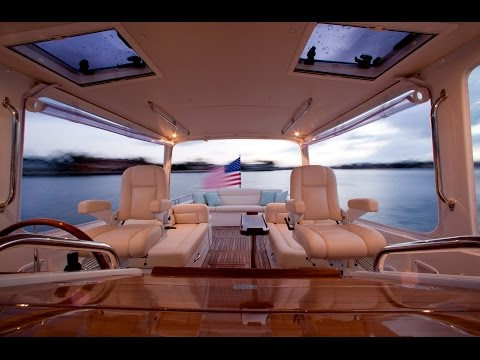 MJM Yachts 36z Features Review