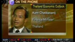 Thailand Economic Outlook - Bloomberg