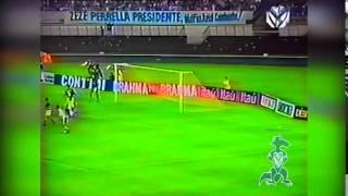 Cruzeiro 0 Vs Velez 1 | Supercopa 1996 | Final (IDA)
