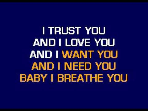 CB5127 02 08   Cole Keyshia & Monica   Trust [karaoke]