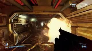 Aliens Colonial Marines in 4K Gameplay 2160P 60 FPS
